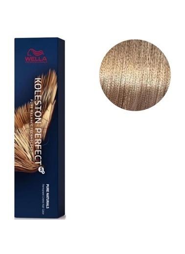 Wella Koleston Perfect Me+ 9/1 Extra Açık Küllü Sarı Saç Boyası 60Ml Renksiz